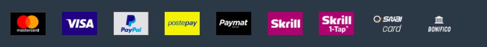 snai metodi di pagamento