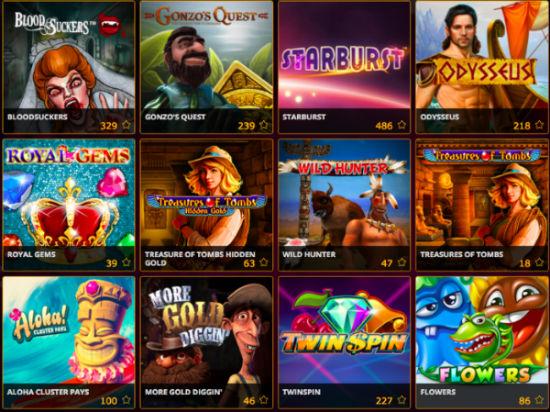 Quali giochi posso giocare sul sito