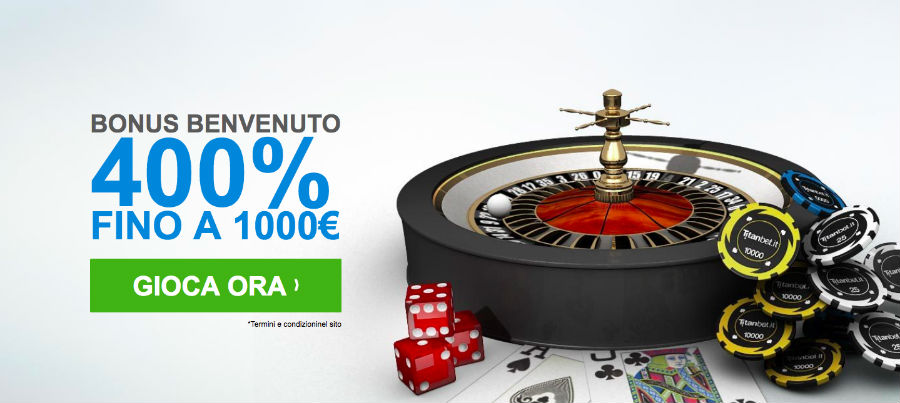 Tinabet Casino